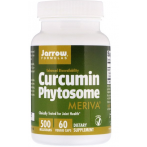 Jarrow Formulas Curcumin Phytosome with Meriva  500 mg