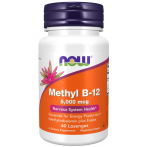 Now Foods Methyl B-12 5000 mcg