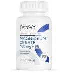 OstroVit Magnesium Citrate 400 mg + B6