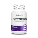 Biotech Usa L-Tryptophan 500 mg Amino Acids