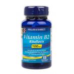 Holland & Barrett Vitamin B2 100 mg