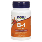 Now Foods Vitamin B-1 Thiamine 100 mg