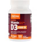 Jarrow Formulas Vitamin D3  2,500 iu
