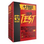 Mutant Test BCAA Testosterons, Komplekss